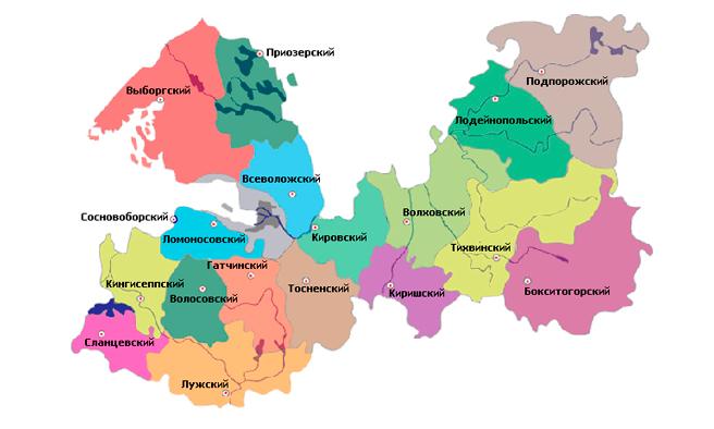Доставка топлива по Ленинградской области