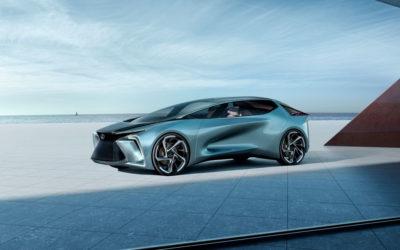Машины будущего, какими их видят японцы